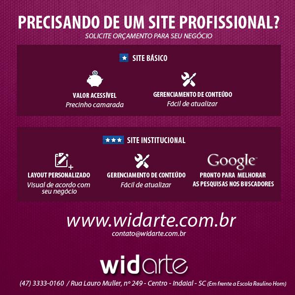 Precisando de um site Profissional?